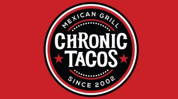 Chronic Tacos Sugarhouse menu